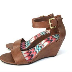 American Eagle Wedge Sandal